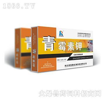 青霉素钾-抗生素类药、