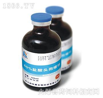 40%盐酸头孢噻呋-超
