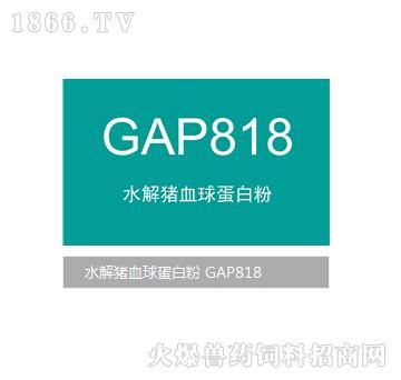 水解猪血球蛋白粉GAP818