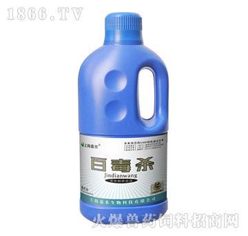 百毒杀-消毒防腐药,可用于橡胶、塑料制品及手术器械的消毒