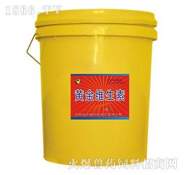 黄金维生素-用于四时感冒、副粘病毒病、传喉、传支