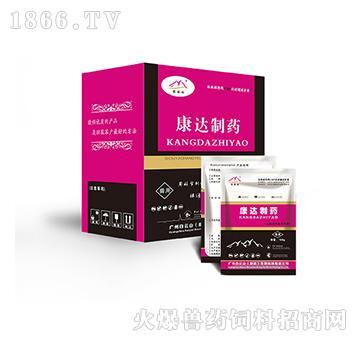 腺胃康-主治鸡腺胃炎