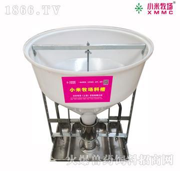A1型育肥猪料槽-自动