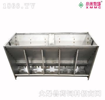 不锈钢双面料槽专业生产