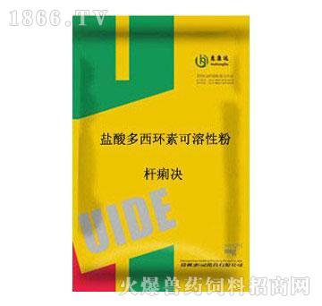 杆痢决-主治大肠杆菌、沙门氏菌、支原体,肠炎,混感专用药