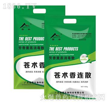 芳香熏蒸消毒散-抗菌消