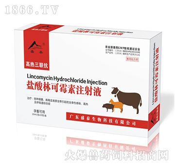 高热三联抗-治菌毒混合感染及继并发感染症、各种疑难杂症