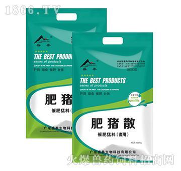 催肥猛料(畜用)-增加采食量、改善猪只体型、提前出栏