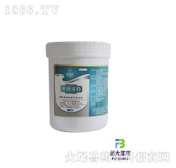 磺胺氯吡嗪钠可溶性粉-治疗禽巴氏杆菌病、伤寒