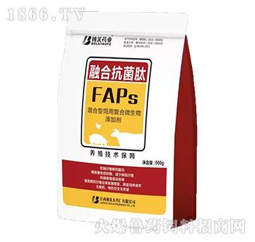 融合抗菌肽(FAPs)-可以抑制乳仔猪由病毒性感染的流行性腹泻;改善动物肠道,使动物肠道的微生态平衡,促进动物生长