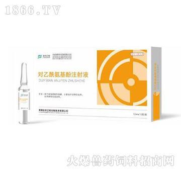 对乙酰氨基酚注射液-用
