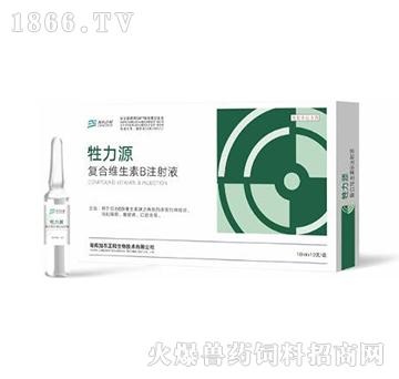 牲力源-用于防治B族维生素缺乏所致的多发性神经炎
