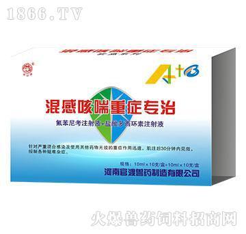 混感咳喘重症专治-主治高烧、高热病症或无名高热