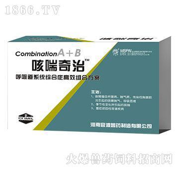 咳喘奇治-主治重症顽固性呼道疾病