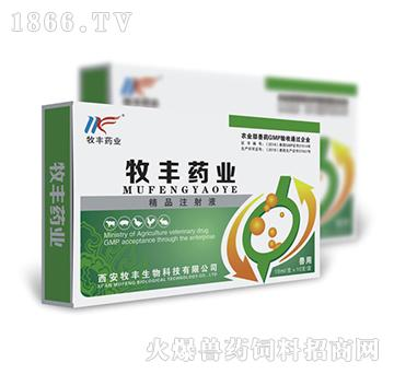 氟苯尼考注射液-广谱抗菌药,主要用于呼吸系统及全身感染性疾病的治疗