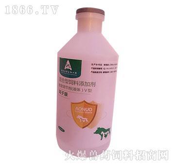 奥诺金盾-碱性离子液-增强免疫力、促生长、抗应激、防腹泻