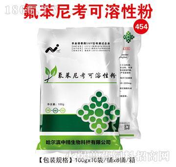 氟苯尼考可溶性粉-用于鸡敏感细菌所致的细菌性疾病