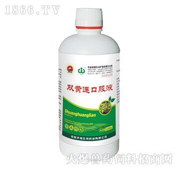 双黄连口服液-有抑菌、抗病毒、增强免疫力的作用