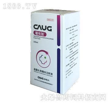 噻呋加-防治副猪嗜血杆菌、胸膜肺炎放线杆菌