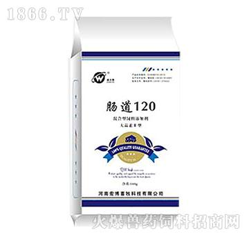 肠道120-对有益菌如干酪乳杆菌则无抑制作用