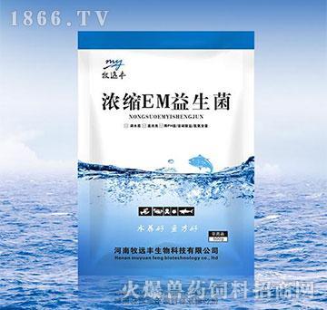 浓缩EM益生菌-调水质、底改良、降PH值、亚硝酸盐