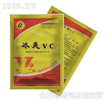 冰爽vc-清热解暑、扶正祛邪、滋阴凉血、增强机体免疫力