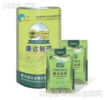 鸭肠痢康-治疗由细菌、