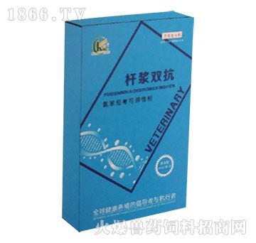 杆浆多抗-用于治疗禽类的顽固性大肠杆菌、鸭浆膜炎、沙门氏菌等