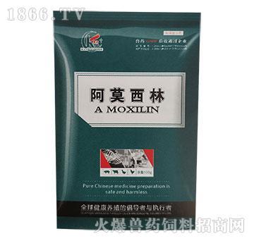 阿莫西林-主治蓝耳病、圆环病、副嗜血杆菌、巴氏杆菌