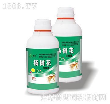 杨树花口服液-清热解毒