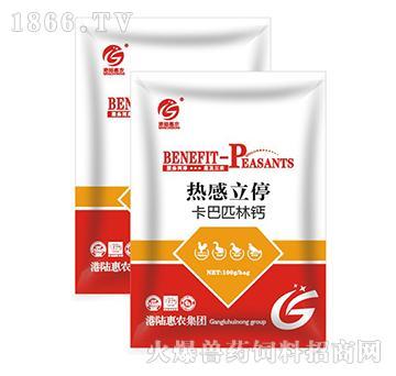 热感立停-用于禽的炎症、发热、止痛抗病毒