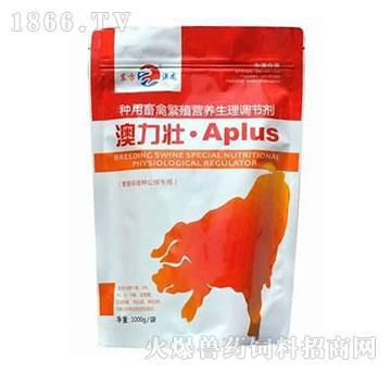 澳力壮(种猪专用)-新一代繁殖母猪种公猪营养生理调节剂