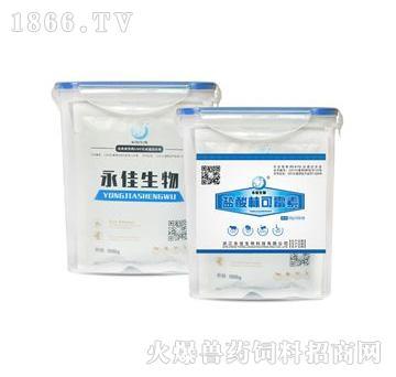 盐酸林可霉素-主治肺炎