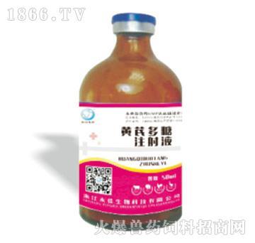 黄芪多糖注射液-主治仔