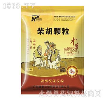 柴胡颗粒-用于各种家畜
