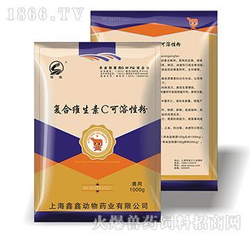 复合维生素C可溶性粉-增加采食量,提高产蛋量,改善蛋壳品质