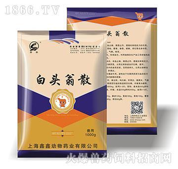 白头翁散-清热解毒、抗菌、消炎、凉血止痢、燥湿止泻