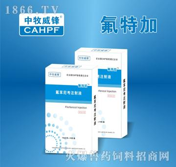 氟特加-用于巴氏杆菌和大肠杆菌感染