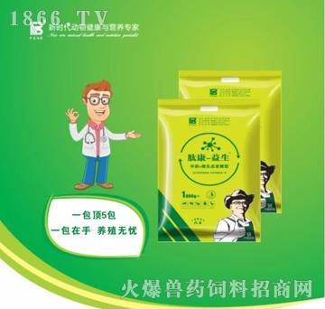 肽康-益生-清热解毒提高免疫力