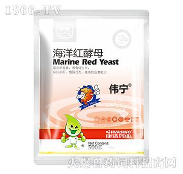 海洋红酵母-诱食促生长
