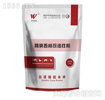 酸化阿莫西林可溶性粉-