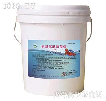 氨基多肽培藻膏-速肥水/肥效持久/培养有益藻
