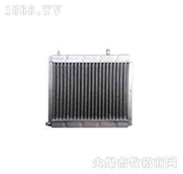翅片管单管散热器