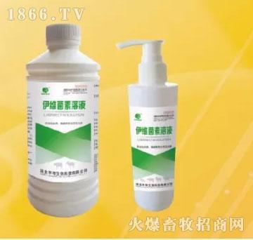 伊维菌素溶液-用于防治牛、羊、猪的线虫病、螨病和寄生性昆虫病