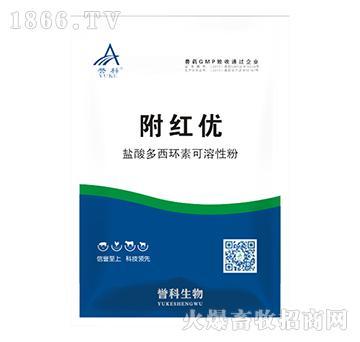附红优-盐酸多西环素可溶性粉