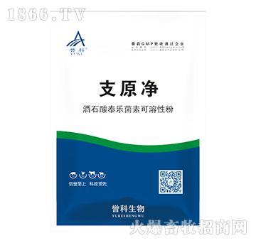支原净-酒石酸泰乐菌素可溶性粉