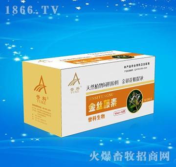 金丝藤素-抗病毒、抗菌、提高免疫力