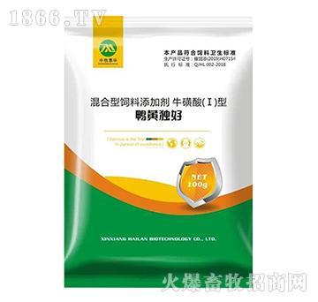 (中牧惠华)鸭黄独好-治疗鸭黄病毒特效产品
