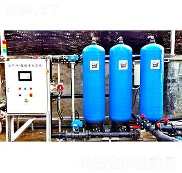 海罗净®智能净水系统大设备