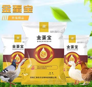 金蛋宝-畜禽通用预混合饲料
